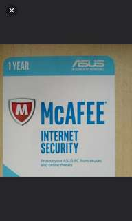 Unbox McAfee Security Software