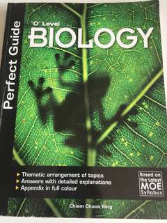 Perfect Guide 'O' Level Biology