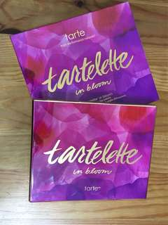 Tartelette in bloom palette 眼影 Tarte