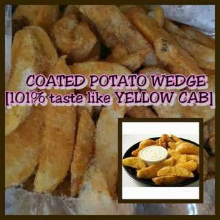 Yellow Cab Potato Wedge (Inspired)