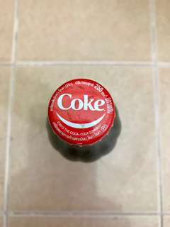 Coca Cola - 250ml glass bottled