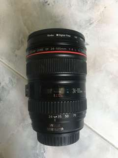 Canon 24-105mm L IS USM F4