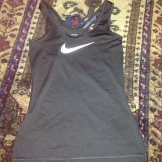Nike sleeve less/ sports wear
