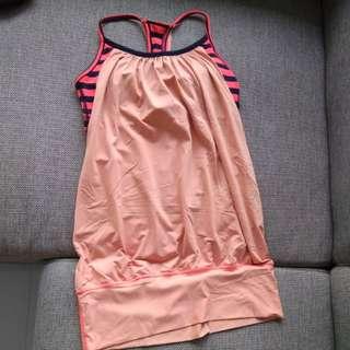 🚚 Lululemon Orange Top