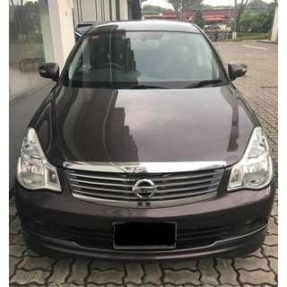 Nissan Sylphy [UBER & GRAB ENABLED]