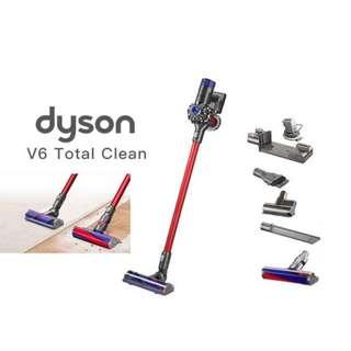 Dyson V6 Total Clean無線吸塵機-UK