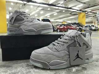 Air jordan 4 kaws (rare limited only)