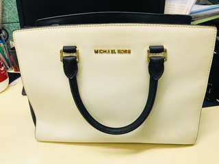 Michael Kors Bag白色