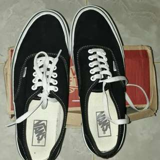 Vans Authentic Premium BW