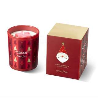 Innisfree Scented Candles Christmas 2017