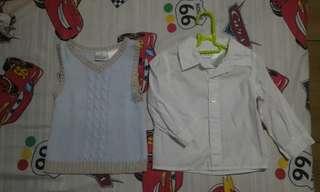 Formal wear for baby boy
