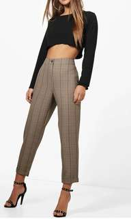 Boohoo trousers new with tags