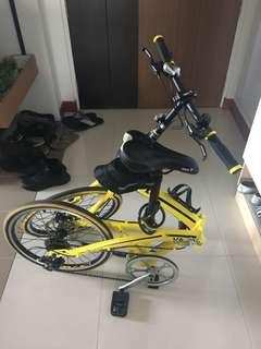 VERT V6 Foldable Bicycle / Bike