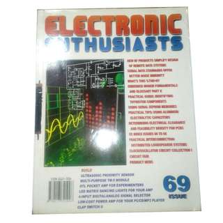 Electronics Enthusiasts Projects Book