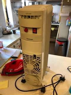 Fortress Heater Fan