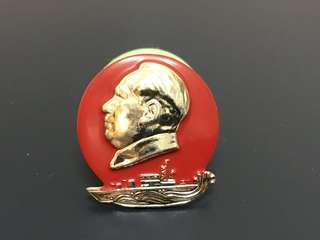 「文革精品」紅色收藏《毛主席像章》