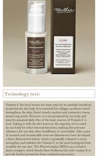 Vitamin C (15%) serum by Mather Milan