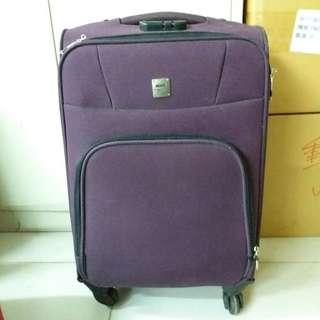 4 Wheels Luggage Size H 22inch W 14inch