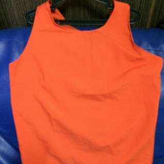 Blouse sleeveless