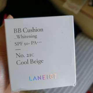 BN Laneige BB Cushion+refiller