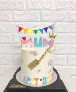 生日蛋糕🎂結婚蛋糕🎂訂製回禮🎁散水餅