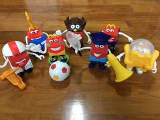 Happy Meal Collection