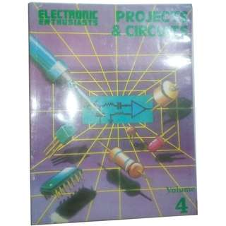 Electronics Ehusiasts Projects and Circuits Volume 4