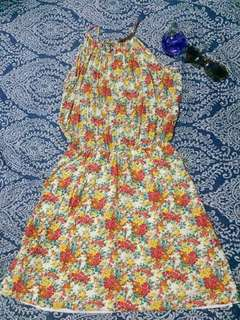 Floral dress (formal/casual)