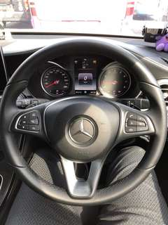 Selling Mercedes x253 glc steering wheel