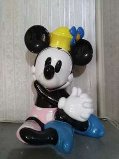 Minnie Mouse Porcelain with Music