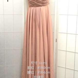 二手姊妹裙. 婚紗.晚裝