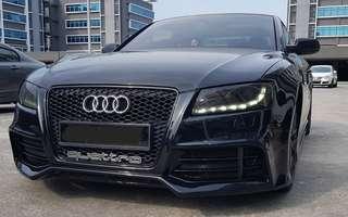 Audi A5 Rieger Bodykit
