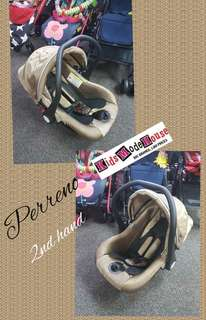 perreno infant carseat carrier