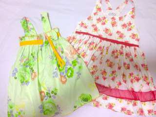 Summer Dresses Set of Two