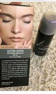 ❤Victoria Jackson Ultra Satin Mousse Makeup SPF20 - Golden Sand