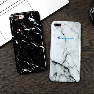 Marble Champion phone cases 😍