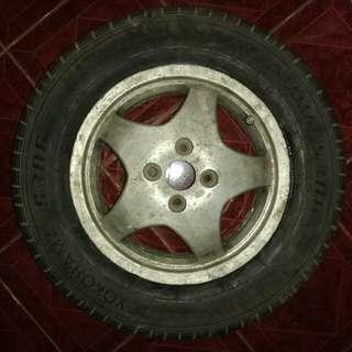 Spare tire 185/70 R14