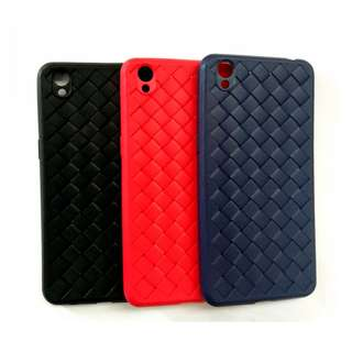 OPPO A37 - ROCK PROTECTIVE COOLING WEAVE SOFT CASE