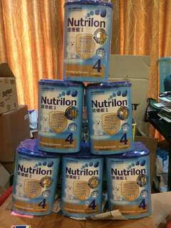 Nutrilon Nutricia Milk Powder 900g Step 4
