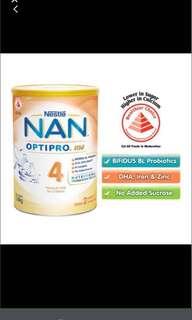 BN Nestle NAN Kid 4 1.8kg