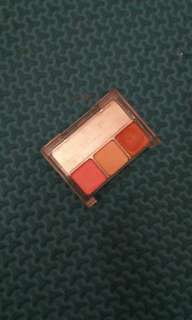 Eyeshadow wardah seri i