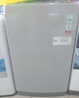Mesin cuci LG Top loading wesher bisa kredit