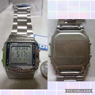 Classic Casio (Silver)