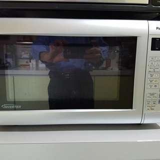 27L Panasonic Microwave Oven NN-ST556M