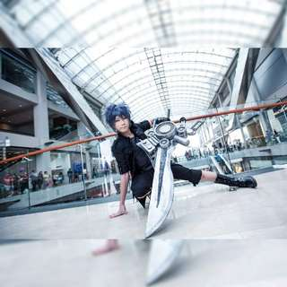 Noctis Final Fantasy XV Cosplay set