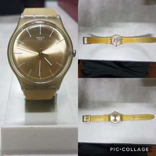 Pre-loved swatch (gold)