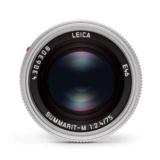 Leica M 75mm F2.4 Summarit (NEW)