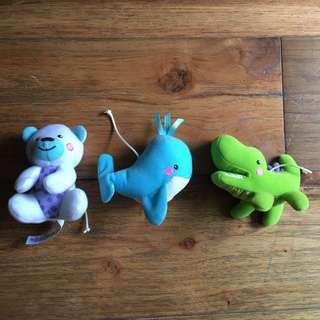 Fisher Price Mobile Soft Toys