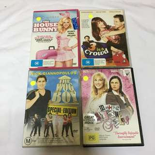 DVD ORIGINAL IMPORT PRELOVED