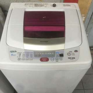 Washing machine 10 kg